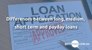 Different loan term types