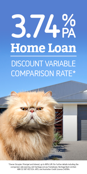 Heritage Bank Home Loans