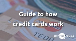 A guide to how credit cards work