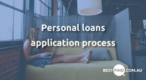 Personal loans application process