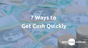 7 ways to get cash quickly