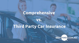 Comprehensive vs third party car insurance