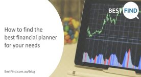 How to find the best financial planner