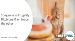 frugality vs stinginess