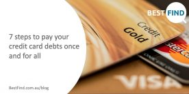 7 steps to pay your credit card debt