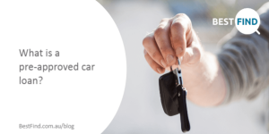 What is a pre-approved car loan